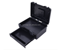 Hard Plastic Flight Case Metal Tool Storage Box_900100588