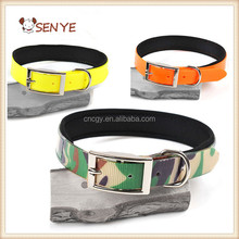 Pets accessories Waterproof Eco-Friendly multicolor TPU dog collar