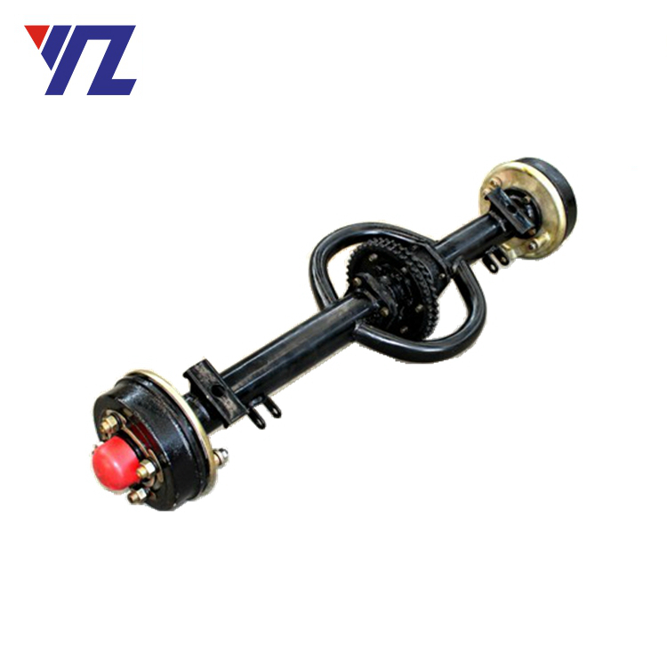 Cheap Sale 3 Wheeler Rear Axle Assembly For Tricycle