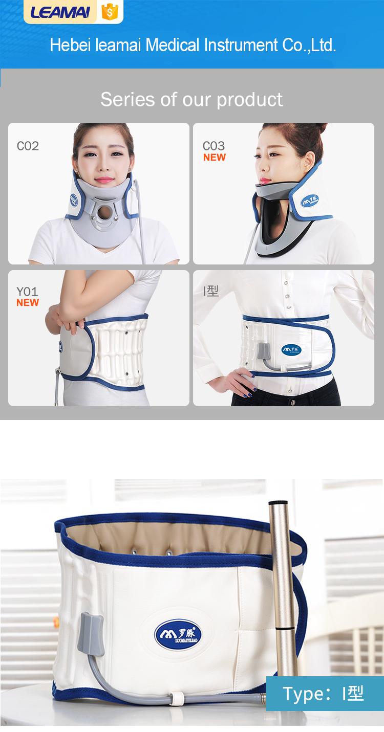 Cure inférieure ceinture de soutien lombaire pour le prix des maux de dos