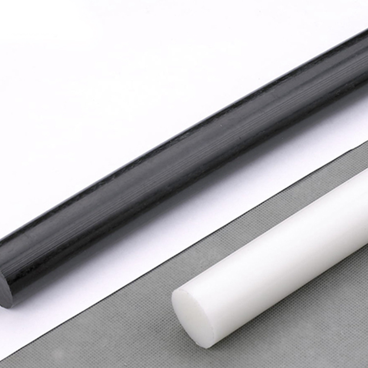 High quality high density pom plastics rod