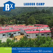 prefabricated labour house movable labor camp