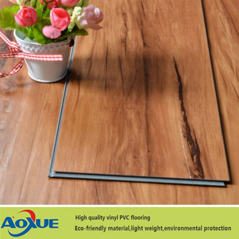 High Quality Wood Design Use Indoor PVC Flooring