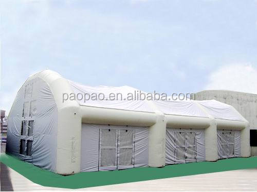 Convenient Setup/Installation Inflatable Warehouse/Temporary Inflatable Tend