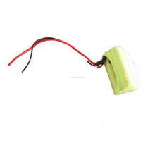 2014 hot sale nimh battery aa1600mah 3.6v rechargeable with leads