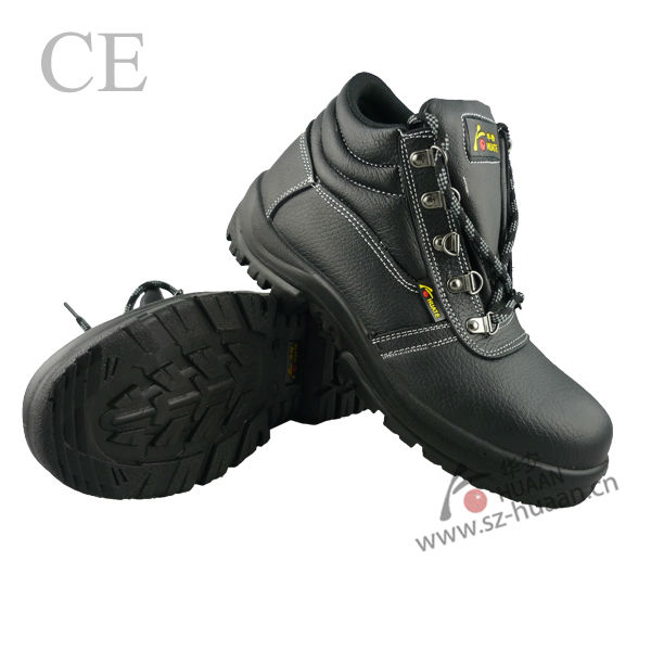 new style steel toe safety boots/safety shoes