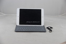 Bluetooth key board case for ipad T0118stand leather case for ipad air