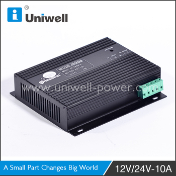 High quality diesel engine battery charger 24v 10a