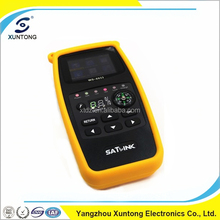 Competitive Price professional F type male hd satellite signal finder meter