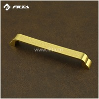 luxury gold crystal cabinet hardware zinc classic furniture handle