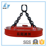 Rectangular Electro Magnet Powerful Electromagnet For