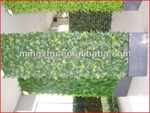 2013 New Artificial fence garden fence gardening green vinyl clad fence