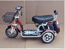 Factory Offered Directly 500W 48V Electric Tricycle Used ,Used Tricycle For Sale
