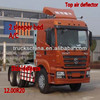 Shacman 6x4 CNG Tractor Truck