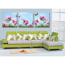 Modern chinese wall natural scenery art home decoration painting