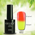 Gado Professional Nail Soak Off Temperature Change Gel Polish