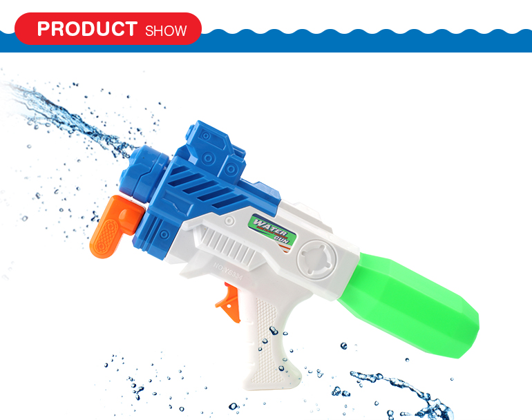 Popular summer outdoor games water cheap happy kid toy gun with high quality