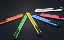9mm mini plastic iccolored utility knives