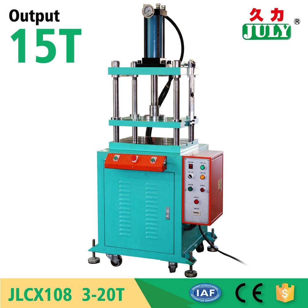 Promotions JULY factory made portable 15 t h frame hydraulic press