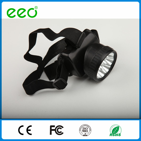 High Lumen led Hunting Head Torch Light, Camping Most Powerful Headlamp Torch, Dual Light Source Headlamp