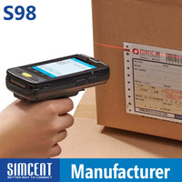 Barcode Scanner With Display HD Data
