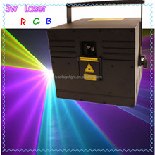 China Cheap Stage Light RGB Laser systems 5w RGB laser light show equipment for sale