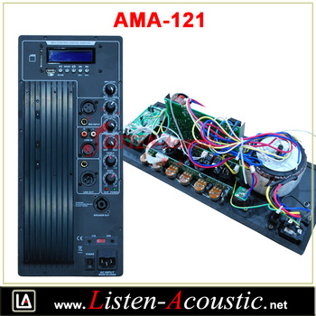 240W Analog Amplifier Modules AMA-121 with Speak Out