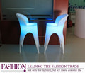 waterproof led bar stool / led chair for event