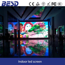 SMD vivid image p5 led display screen movie meeting room church shopping mall