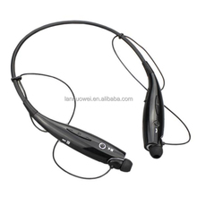 Handsfree universal stereo bluetooth headset, HBS730 wireless headphone noise cancelling 2017 bluetooth for iphone 7 sports