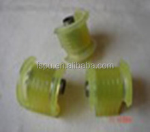 Extruded polyurethane PU parts axle