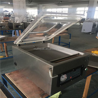 DZD-260 buffalo meat salted pork vacuum box packaging machine