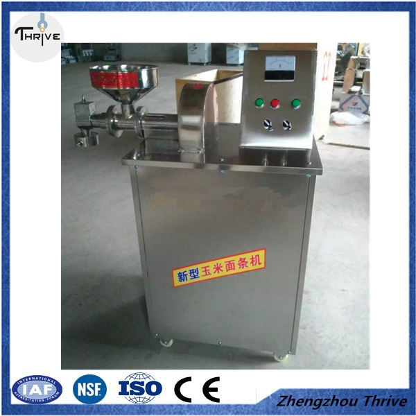 New Design Rice noodle extruder machine / vermicelli machine / noodle making machine price