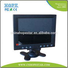 battery powered lcd video monitor open fame monitor 8 inch tft vga hdmi lcd monitor