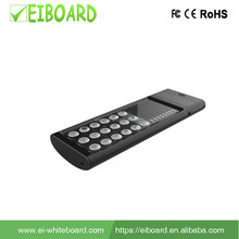 2017 EIBOARD Infrared built-in microphone one for all codes universal tv remote control