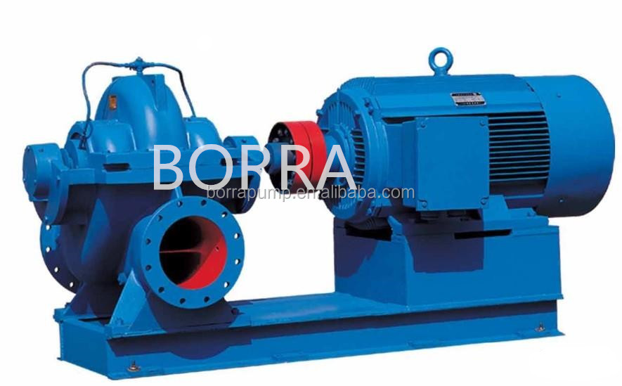 Double Suction Big Flow Water Supply Jet Pump