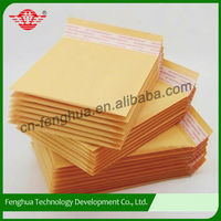 2016 High quality padded kraft bubble envelope