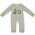 Tractor Embroidery Small Baby Clothes Infant Plain Baby Boys Rompers