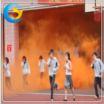 Color smoke dye pyro chemicals Solvent Orange 86