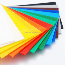 China high gloss eco-friendly acrylic plastic sheet
