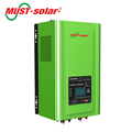 PV3000 MPK series 1kw to 6kw solar hybrid grid-tie inverter low frequency solar inverter