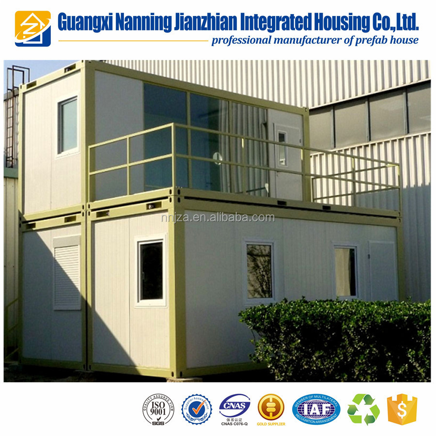 Popular Customized Design Prefabricated Modular Container House for Living Unit