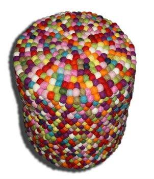 Felt Ball Foot Stool Buy Decorative Foot Stool Fancy