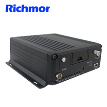Richmor H.264 CCTV 4ch Software PTZ Alarm Mobilephone Remote Control DDNS Free Audio and Video Card Techwell 6805 Chipset DVR Bo