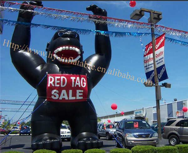 Giant King Kong Inflatable