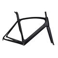 New Style dengfu full carbon areo road bicycle frame fork seatpost UD Matt