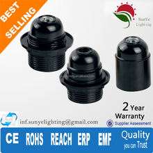 CE, VDE,SAA, RoHS, E27 Light Socket ,Bulb holder,edison screw e14 candle lamp holders