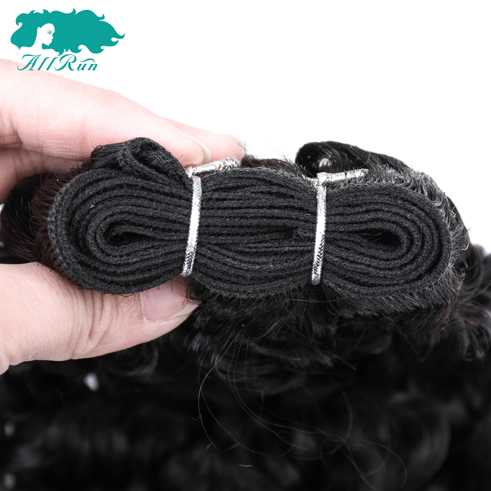 Factory wholesale human hair extension water wave bundles