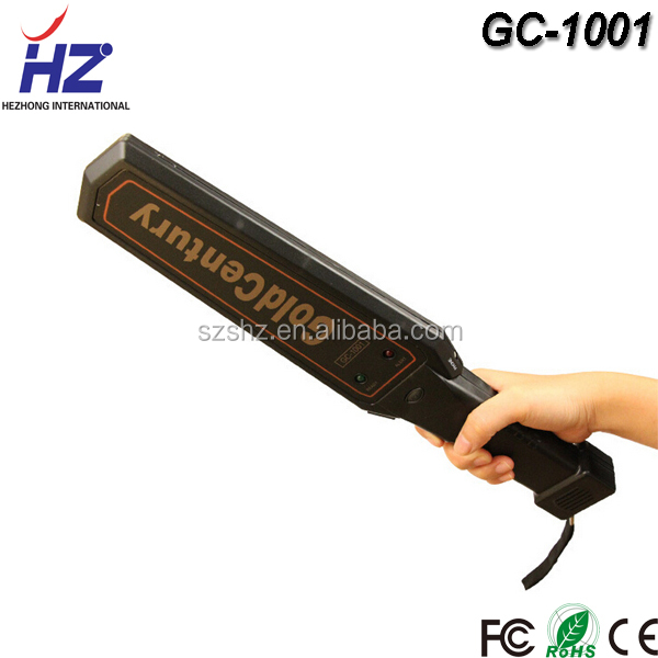 Manufacture Handheld Metal Detector High Sensitivity Classic GC-<strong>1001</strong>