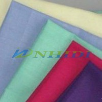 polyester cotton continous dyeing fabric for jean pocketing